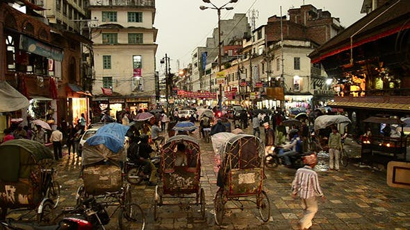Thumbnail for Streets Of Kathmandu