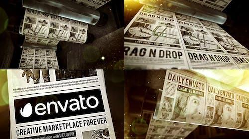 Newspapers Opener