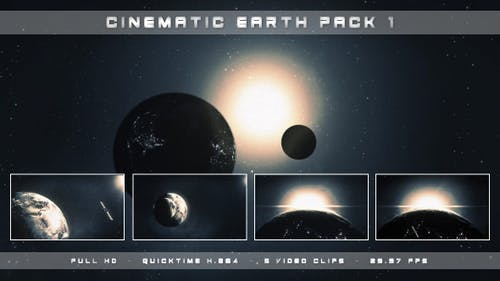 Filmmusik Earth Pack