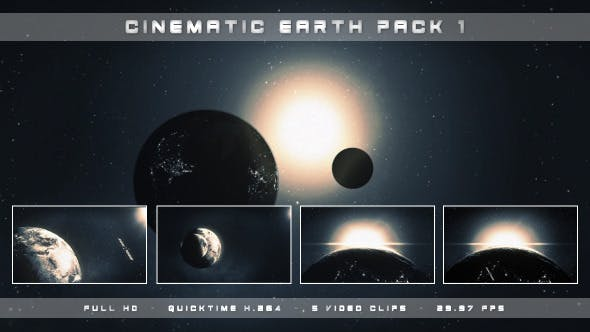 Thumbnail for Cinematic Earth Pack