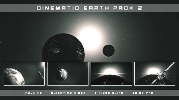 Thumbnail for Cinematic Earth Pack 2