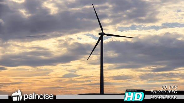 Cover Image for Wind Turbines Renewable Power