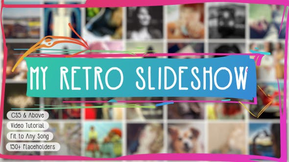 Thumbnail for Retro Slideshow