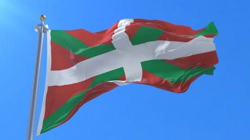 Drapeau du Pays Basque, Espagne