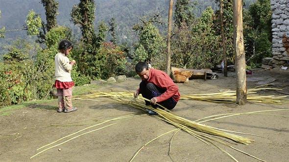 Thumbnail for Weaving Bamboo