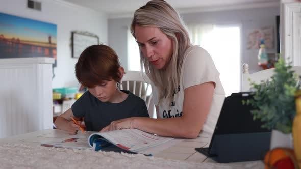 Home School Teaching