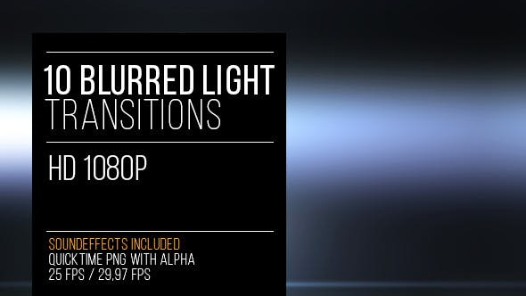 Thumbnail for Ten Blurred Light Transitions