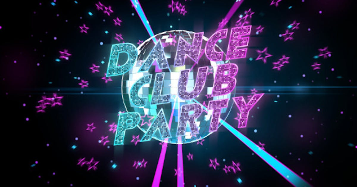 Download Dance Club Party Promo - Apple Motion by VProxy
