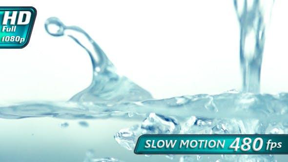 Thumbnail for Casting of Water Splashing