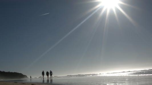 Thumbnail for Towards the Sun