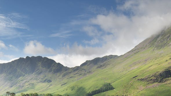 Thumbnail for Buttermere Lake District Timelapse England 7