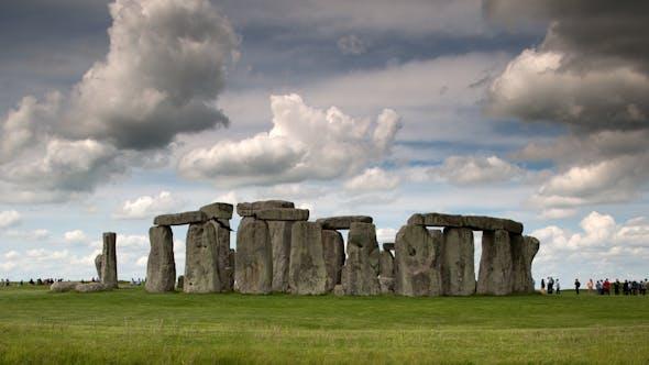 Thumbnail for Stein Henge England Tourismus Monolith Stones 20