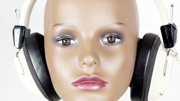 Thumbnail for Mannequin Music Headphones 3