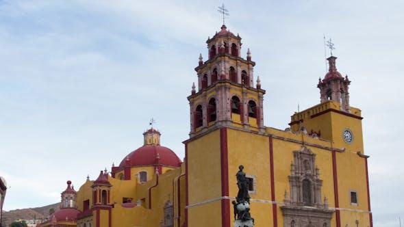 Thumbnail for Guanajuato Church Mexico 3