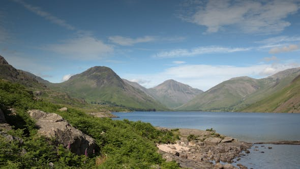 Thumbnail for Wastwater Lake District England 1