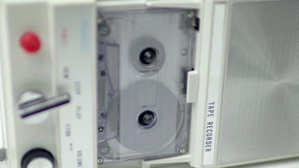 Thumbnail for Tape Recorder Vintage Cassette 2