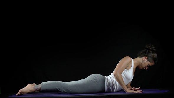 Yoga Moves And Poses Studio Shoot 5