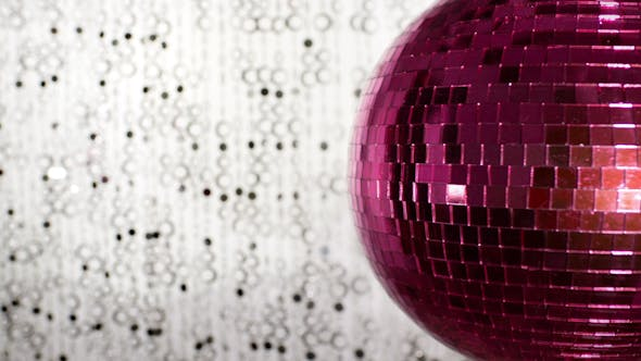 Thumbnail for Pink Discoball 36