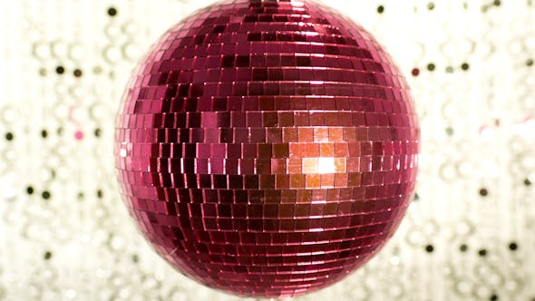 Thumbnail for Pink Discoball 39