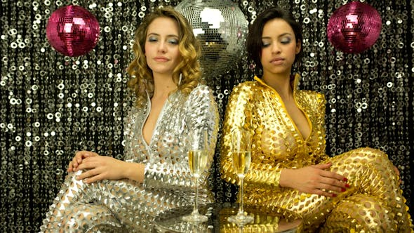 Thumbnail for Sexy Disco Party Women Catsuits 21