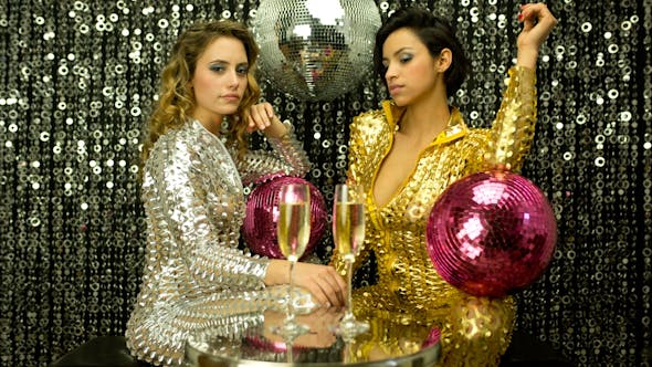 Thumbnail for Sexy Disco Party Women Catsuits 25