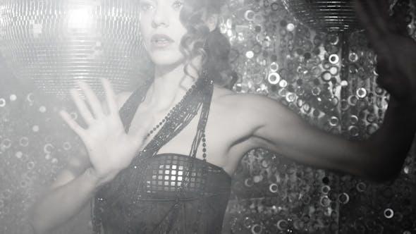 Thumbnail for Sexy Disco Woman 12