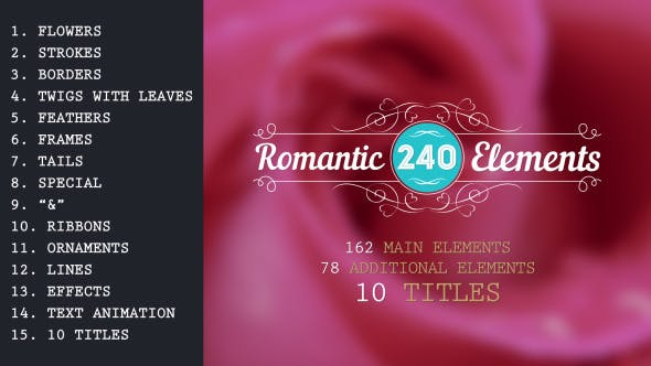 Thumbnail for Romantic Elements & Titles