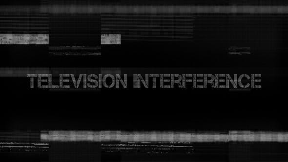 Thumbnail for Television Interference (5 Versions)