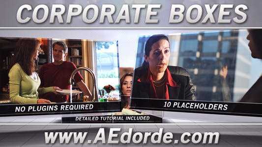 Thumbnail for Corporate Boxes