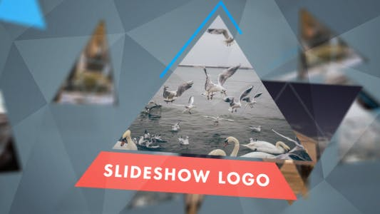 Thumbnail for Triangular Mini Slideshow Logo Mix