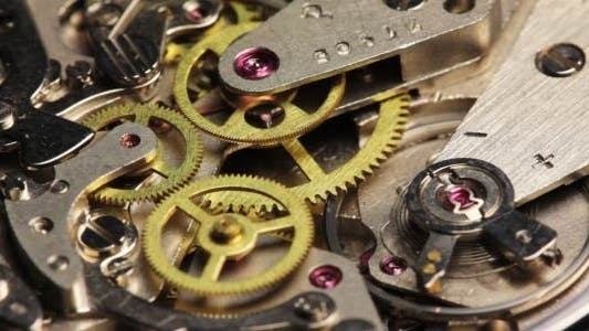 Thumbnail for Watch Chronometer Mechanism