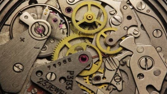 Thumbnail for Watch Chronometer Mechanism 4