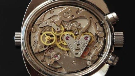 Thumbnail for Watch Chronometer Mechanism 14
