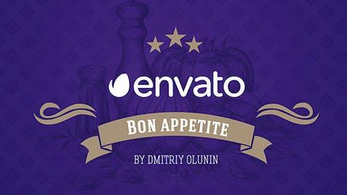 BonAppetite - Food Infographics