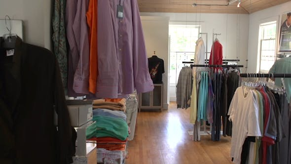 Inside A Retail Outlet (5 Of 5)