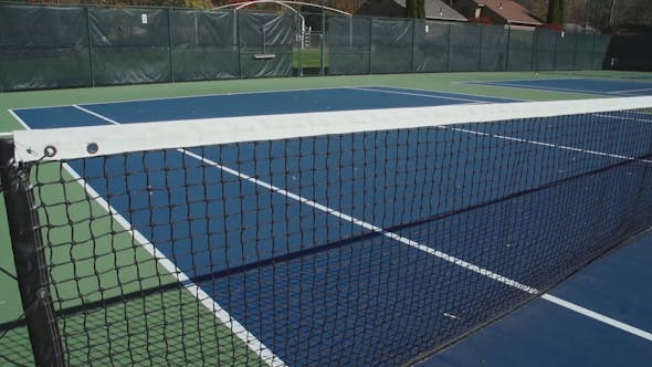 Thumbnail for Private Empty Tennis Courts (2 Of 5)