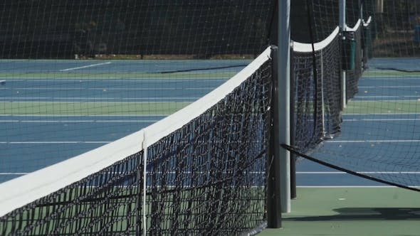 Thumbnail for Private Empty Tennis Courts (4 Of 5)