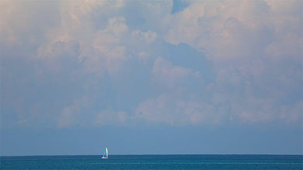 Cover Image for Sailing Boat