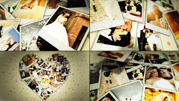 Thumbnail for Boda Hearts Fotos