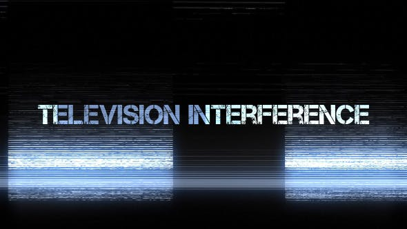 Thumbnail for Television Interference 2 (5 Versions)