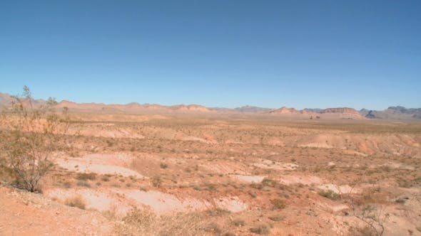 Thumbnail for The Desert Around The Valley Of Fire