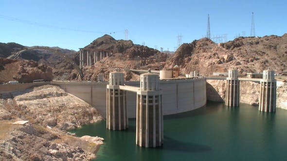 Thumbnail for Hoover Dam & Colorado River