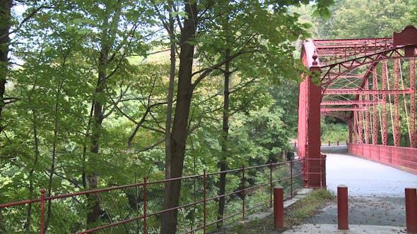 Thumbnail for Trail Leading Across Bridge (4 Of 6)