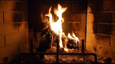 True Fireplace