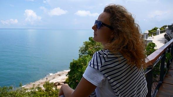 Enjoying Sea View