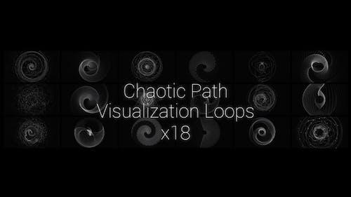 Chaotic Path Visualization