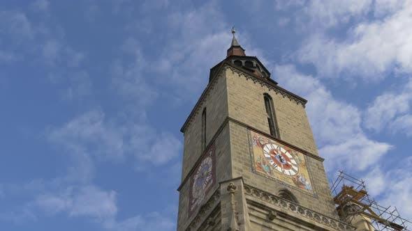Thumbnail for Clocks on the Black Church tower