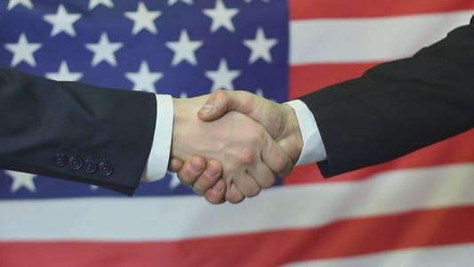 Thumbnail for American Partners Handshake