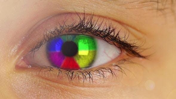 Thumbnail for Rainbow in Human Eye