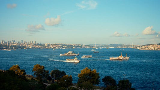 Cover Image for Bosphorus 4